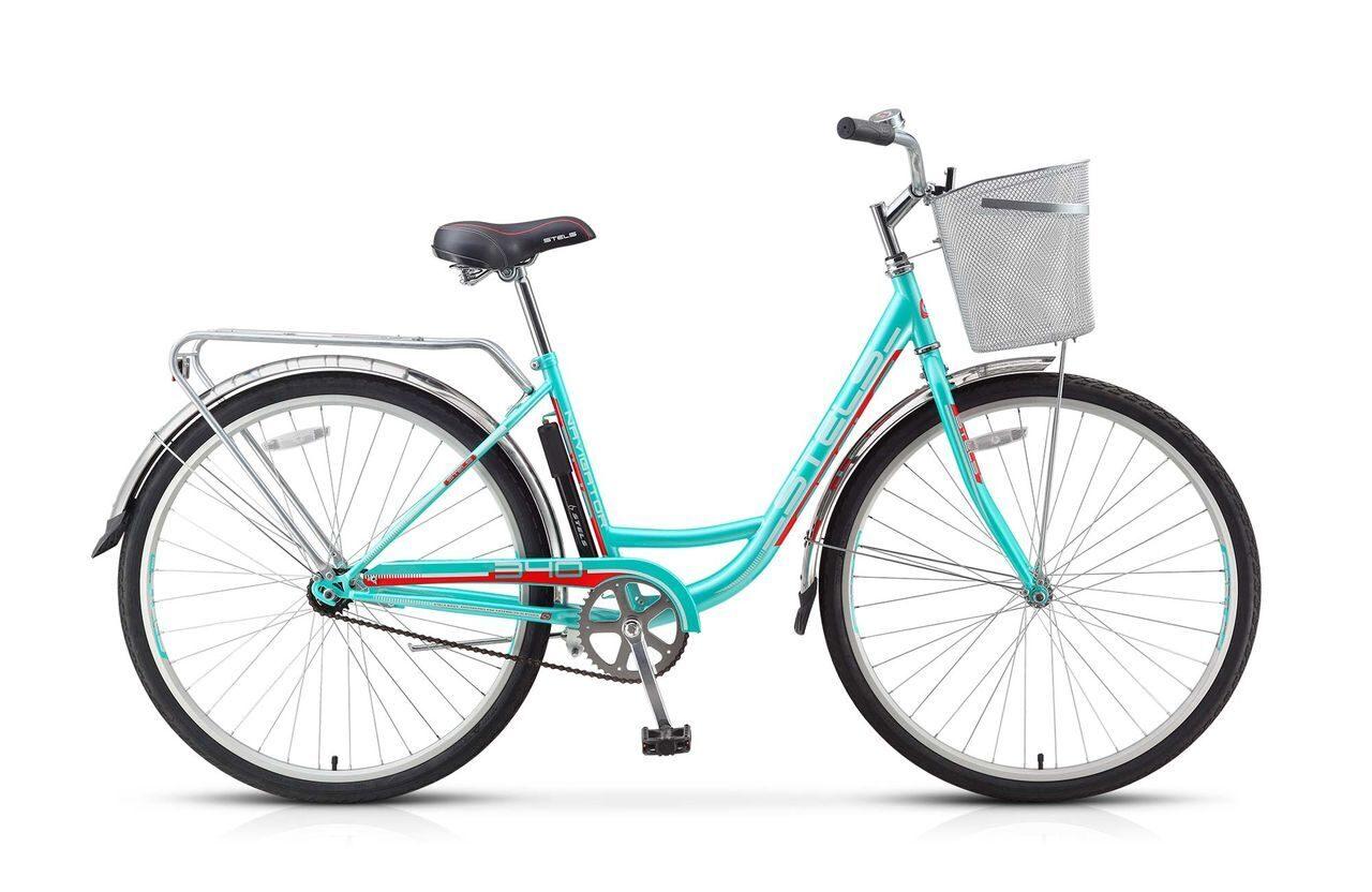 Шлем велосипедный STELS