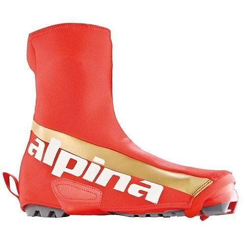 e720d85ddf2e Чехлы на лыжные ботинки Alpina Racing для тренировок и гонок в ...