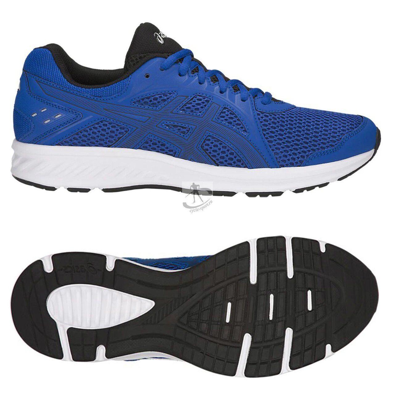 86a93059 Качественные и удобные мужские кроссовки Asics Jolt 2 1011A167-400 ...