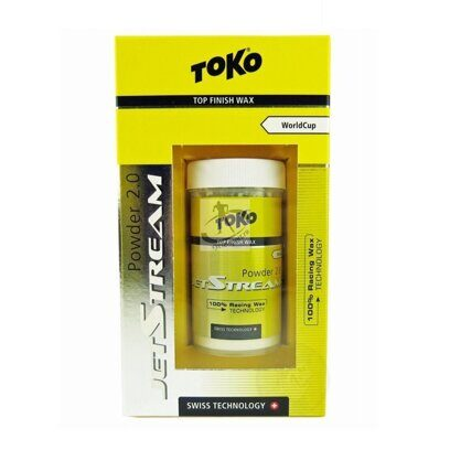 Порошок TOKO JetStream Yellow 2.0 (0...-4°C), 30 g