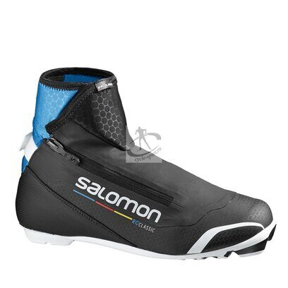 Лыжные ботинки NNN Salomon RC Classic Prolink L405555 (10)