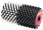 Щетка роторная Start Roto Brush Combi (nylon/natural hair) 110 mm