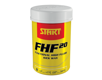 Мазь держания Start FHF20 Fluor Kick Yellow, 45g