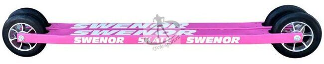 Лыжероллеры Swenor Skate Pink Edition стандарт