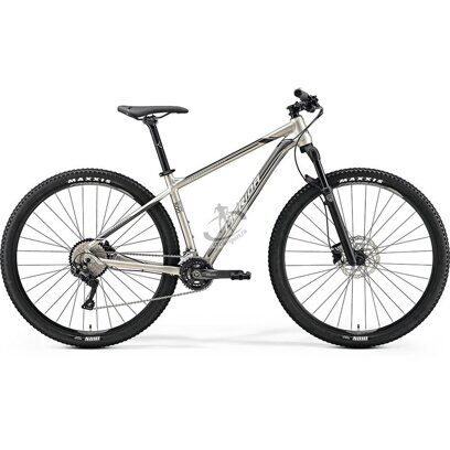 яГорный велосипед Merida Big.Seven 500 Silk Titan(Silver/Black) 27,5""