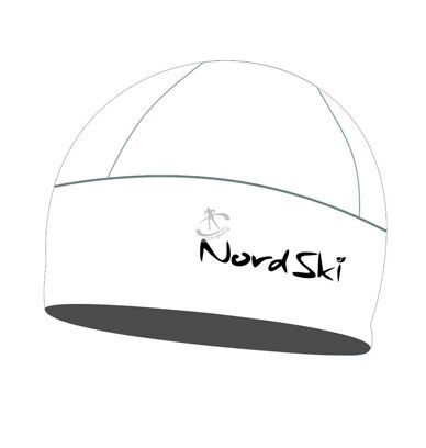 яШапка NordSki Active White