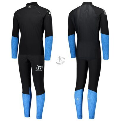 Комбинезон Noname On The Move Race Suit 19 Blue
